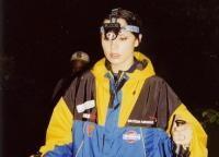 Andreea Marin, ascensiunea pe Kilomanjaro. Foto Arhiva Personală