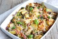 Cartofi cu brocolli la cuptor, Foto Unsplash/ Bernadette Wurzinger