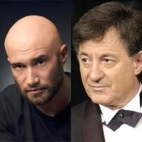 Mihai Bendeac, Ion Caramitru/ Colaj Foto