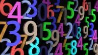 Numere, sursa pixabay