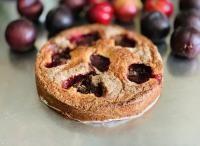 Prăjitură cu prune, surs pixabay