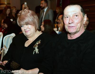 Ivan Patzaichin, alaturi de sotia sa, Georgiana