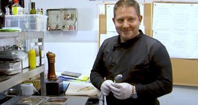 Chef Paul Mihăilescu