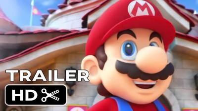 Super Mario Bros. Captură video YouTube