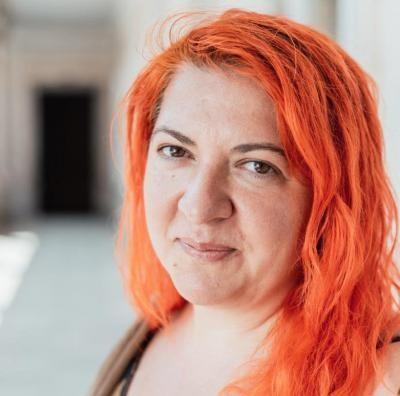 Oana Giurgiu, foto Bragovski