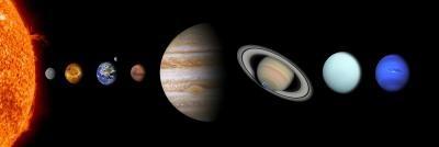 Planete, sursa pixabay