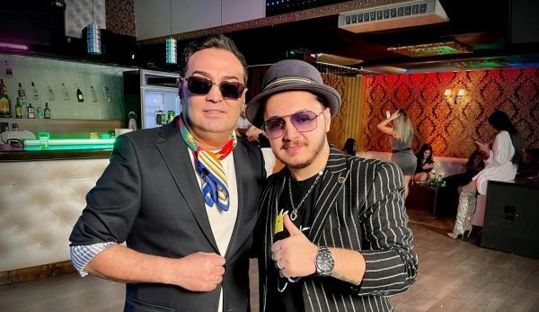 Petrică și Ionuț Cercel, foto Facebook