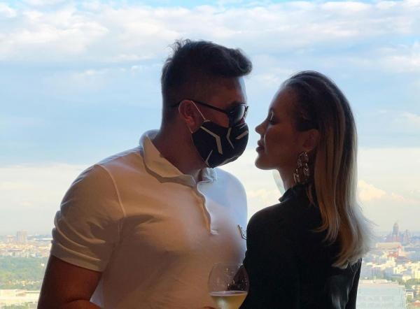 Emilia Ghinescu și iubitul, sursa instagram