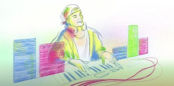 DJ Avicii, captura foto Youtube/ sursa Google