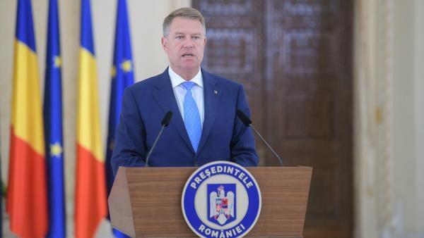 Klaus Iohannis, Președintele României / foto Facebook