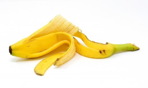 Coaja de banană, sursa pixabay