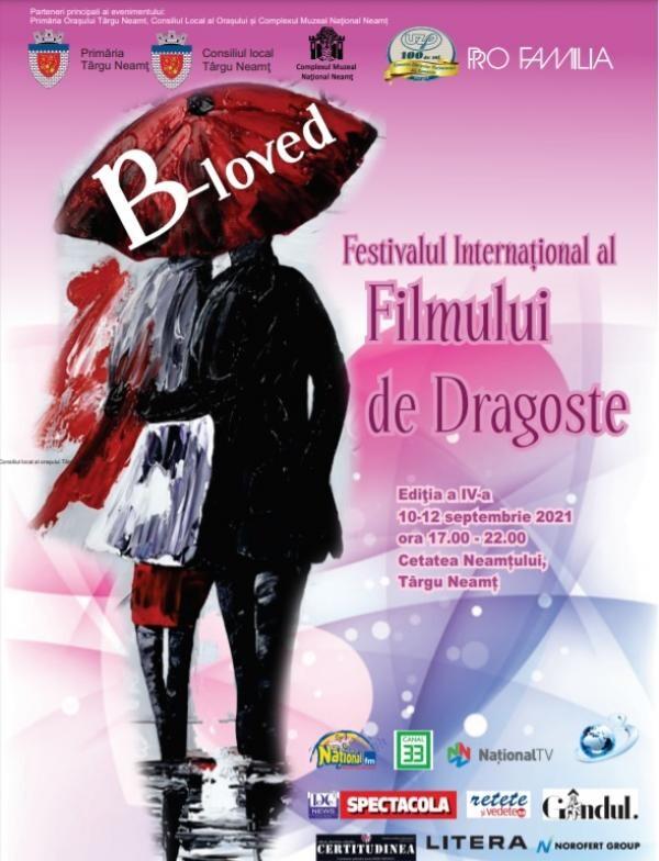 Festivalul Internațional al Filmului de Dragoste B.LOVED