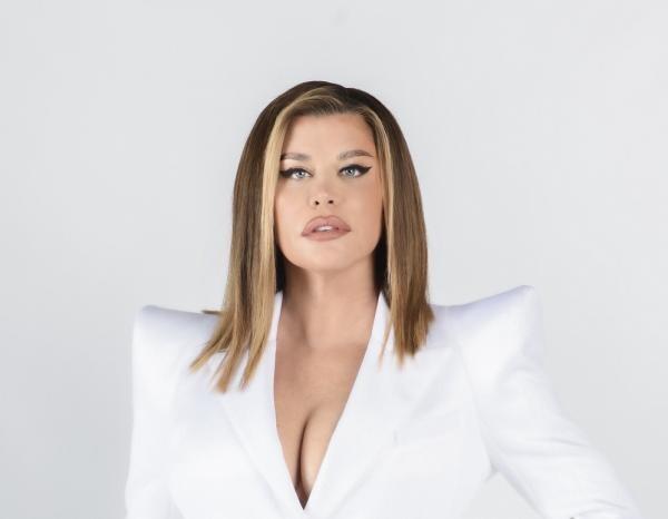 Loredana Groza, foto Antena 1