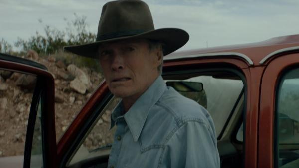 "Clint Eastwood, ""Cry Macho"", captură video YouTube."