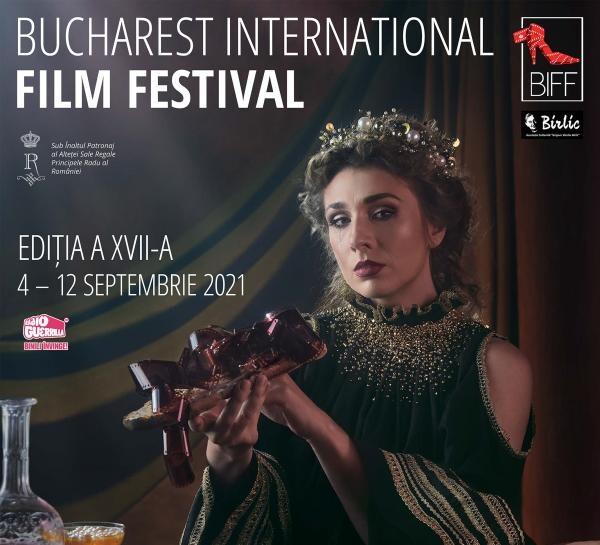 Cea de a 17-a ediție a Bucharest International Film festival va debuta în data de 4 septembrie 2021, ora 19.00, la Cinema Muzeul Ţăranului Român.