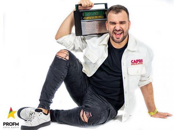 Gabriel Fereșteanu, foto PRO FM