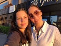 Violeta și Andreea Marin, foto Instagram