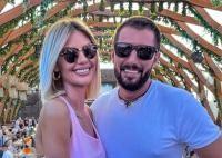 Ramona Olaru și Cătălin Cazacu, foto Instagram