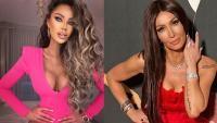 Bianca Dragusanu, Mihaela Radulescu, colaj foto Instagram