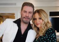 John Travolta și Kelly Preston , foto Instagram