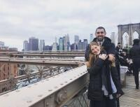 Jennifer Gates și Nayel Nassar, foto Instagram