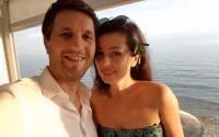 Andi Moisescu și Olivia Steer, foto Instagram