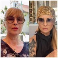 Mariana Pfeiffer și Anamaria Prodan, sursa instagram/ colaj foto