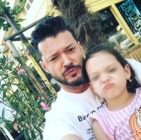 Victor Slav și Sofia, sursa instagram