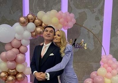 Valentina Pelinel și Cristi Borcea, sursa foto Instagram