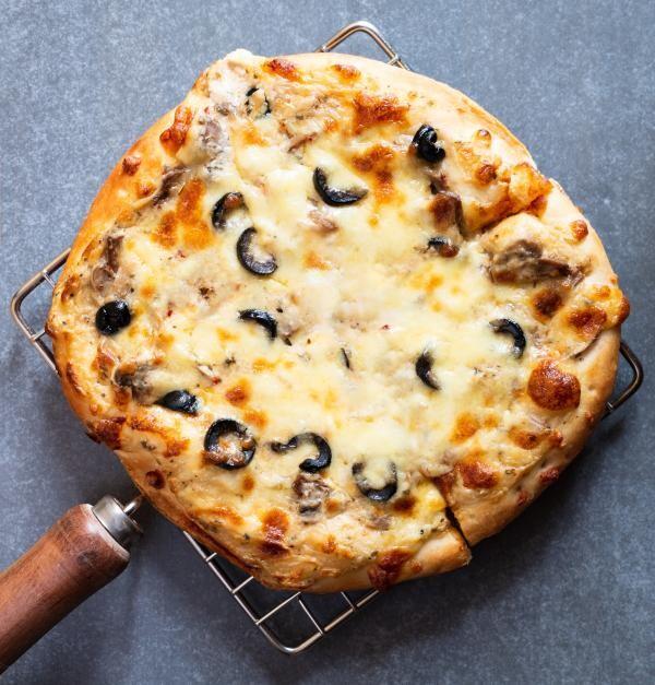 Pizza, foto Unsplash/ ABHISHEK HAJARE