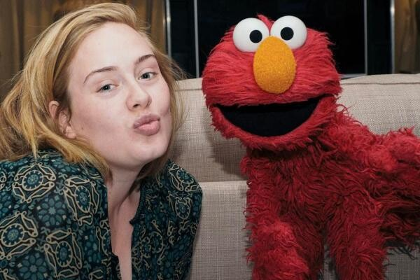 Adele, sursa instagram