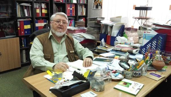 Prof. univ. dr. Costel Ostin Mungiu, foto news.umfiasi.ro