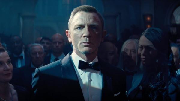 Daniel Craig, captură Video YouTube/ James Bond. No time to die
