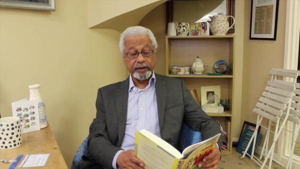Abdulrazak Gurnah, captură video YouTube