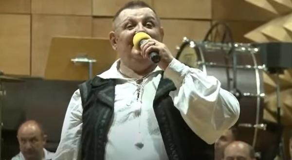 Petrică Moise, captură youtube/ Muzică populară din Ardeal și Maramureș