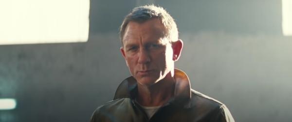 No time to die, captura foto Youtube/ James Bond 007